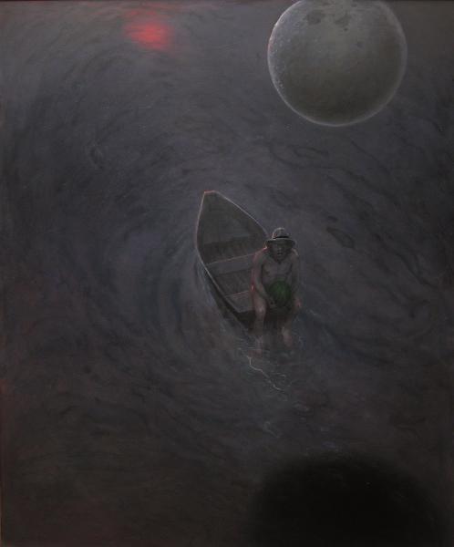 Orinoco moon