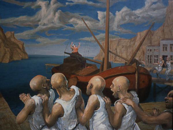 Ship of fools ( i.s.m. Diederik Kraaijpoel)